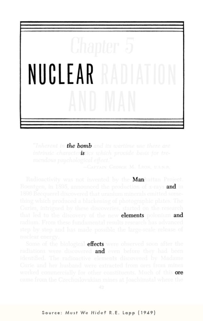 Nuclear - Jenni B Baker